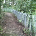 SCHOOL PERIMETER FENCING AT PARBOLD