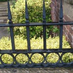 loop and spear head railings